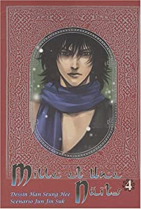 Mille et Une Nuits Edition simple Tome 4