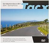 Tacx Technische Industrie BV Dvd Virtual Reality San Sebastian Classic 2011, T1956.63