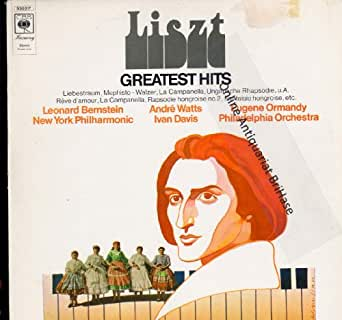 Liszt: Greatest Hits [Vinyl LP] [Schallplatte]
