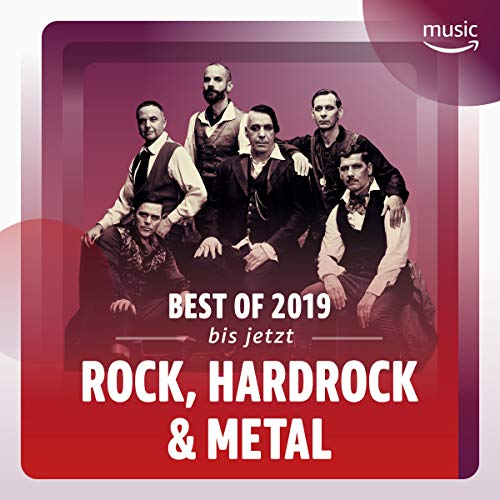 Best of 2019: Rock, Hardrock & Metal