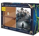 Locandina Animali Fantastici - Dove Trovarli + I Crimini di Grindelwald - (2 Film DVD) Edizione Italiana