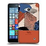 Head Case Designs Offizielle British Museum Pflaster Gemeinschaft Und Pflege Soft Gel Hülle für Microsoft Lumia 640 / Dual SIM