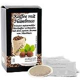 C&T Premium Aroma-Kaffeepads Schokolade 60 Stück | Aromatisierter Kaffee im Pad für Senseo Kaffeemaschine | Flavoured Coffee | Schonend geröstet in eigener Privatrösterei | Der Trend aus den USA