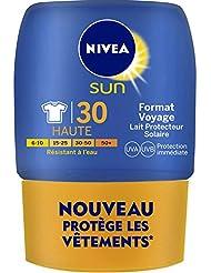 Nivea Sun Lait Protect & Hydrate FPS30 Format Voyage 50 ml