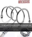 Aquieen 1 Mtr. Stainless Steel Shower Hose (AISI-304) - Best Reviews Guide