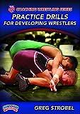 Greg Strobel: AAU Coaching Wrestling Series: Practice Drills for Developing Wrestlers (DVD)