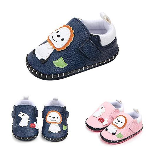 Beikoard Baby Turnschuhe Niedlich Säugling Kinderschuhe Junge Mädchen Lauflernschuhe Sneaker Kleinkind Schuhe Outdoor Sportschuhe 0-6 Monate