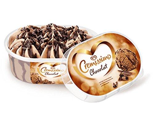 Cremissimo – Chocolat Eiscreme Schokoladeneis Dreifach Schokolade Langnese TK – 0,9l