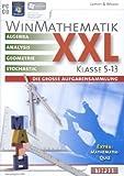 WinMathematik XXL-Die große Aufgabensammlung Klasse 5-13