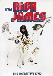 I'm Rick Jamesl: The Definitive Dvd [2009] [Region 1] [US Import] [NTSC]