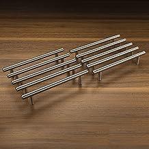 10 x SO-TECH® Tirador de Mueble G14 Tirador de barra Distancia de pozos 128 mm