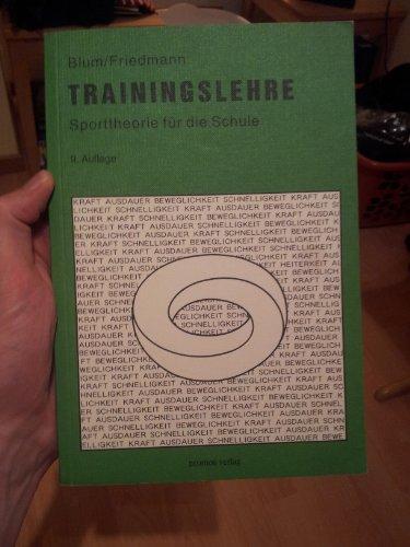 Trainingslehre: Sporttheorie für die Schule