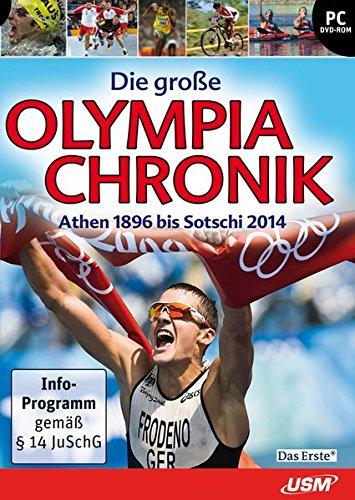 Olympia Chronik 2014 - Olympia 2014