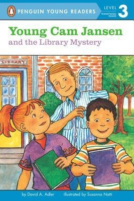 By Adler, David A. ( Author ) [ Young Cam Jansen and the Library Mystery By Nov-2002 Paperback