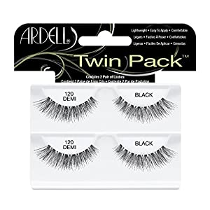 Ardell 120 False Eyelashes [Twin Pack]
