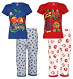 SINIMINI GIRLS COLORFUL FASHIONABLE CAPR...