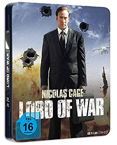 Lord of War - Händler des Todes (Steel Edition) [Blu-ray] (Lord Of The)