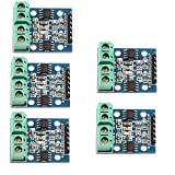 iHaospace 5X L9110S H-Bridge Dual DC Stepper Motor Driver Controller Board for Arduino