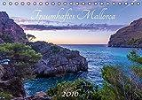 Traumhaftes Mallorca 2016 (Tischkalender 2016 DIN A5 quer): Einzigartige Landschafts- und Architekturbilder der beliebten Mittelmeerinsel. (Monatskalender, 14 Seiten ) (CALVENDO Orte)