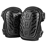 Cutoget 2Pcs Professional Knee Pads Construction Comfort Leg Protectors Work Safety Supplies