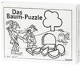 Bartl 102571 Mini-Holz-Puzzle Das Baum-Puzzle aus 7 kleinen Holzteilen