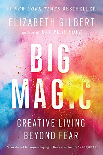 Download big magic creative living beyond fear by elizabeth elizabeth gilbert and marie forleo on perfectionism why you shouldnt strive to be fearless and the secrets to living your most creative life fandeluxe Gallery
