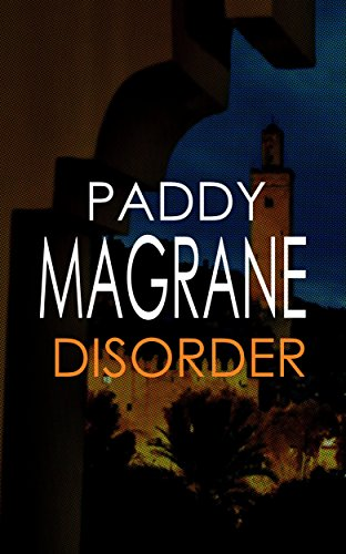 Disorder (Sam Keddie series Book 1) by Paddy Magrane
