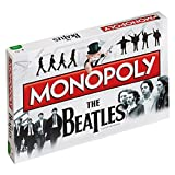 Winning Moves [UK-Import] Monopoly The Beatles Collectors Edition Board Game