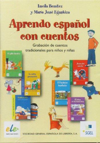 Aprendo Español Con Cuentos Cd 6 Títulos