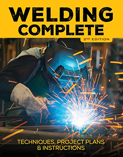 Reeser, M: Welding Complete, 2nd Edition (Supply Arc Power)