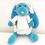 Personalizzato (con il nome del proprietario) plush bunny 35 cm molto morbido