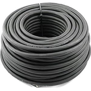 H07RN-F Gummileitung 5x2,5 mm² 5G2,5 Gummischlauchleitung Kabel Leitung Außenbereich 15m