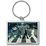 The Beatles Key Ring (Key Chain): Abbey Road Cross: The Beatles Key Ring (Key Chain): Abbey Road Cross (Zubehör)