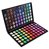 Vicloon Ombretto Tavolozza Eye Makeup Kit (120 colori)