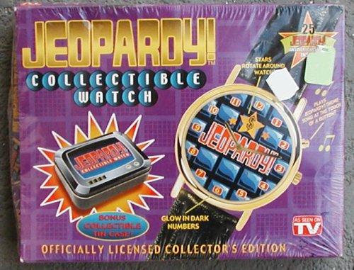 Jeopardy Spielen (Official Jeopardy Wristwatch)
