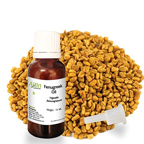 Fenugreek Oil ( Co2 Extraction ) - 100 % Pure,...