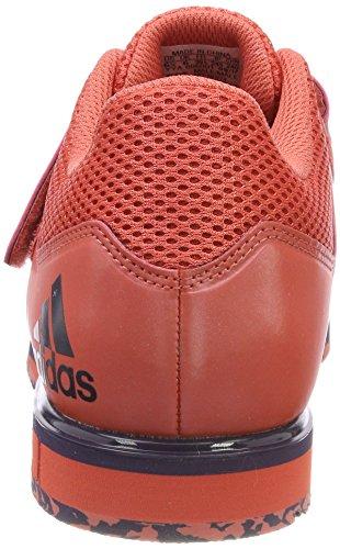 Adidas Herren Powerlift.3.1 Fitnessschuhe Rot (traccia Scarlatto S18 / Traccia Scarlatto S18 / Nobile Inchiostro F17 Traccia Scarlatto S18 / Traccia Scarlatto S18 / Nobile Inchiostro F17)