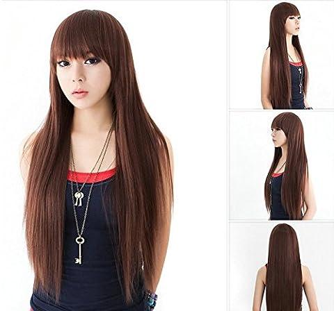 Vraie carte perruques, lancé en Europe et en Amérique sur les extensions de cheveux sans soudure Ms