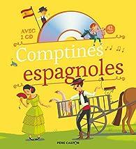 Comptines espagnoles par Madeleine Brunelet