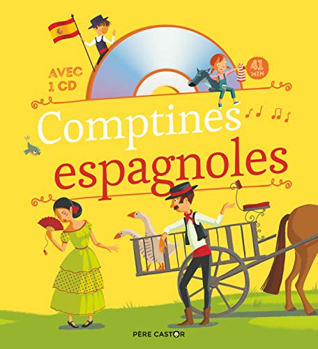 Comptines espagnoles (1CD audio)