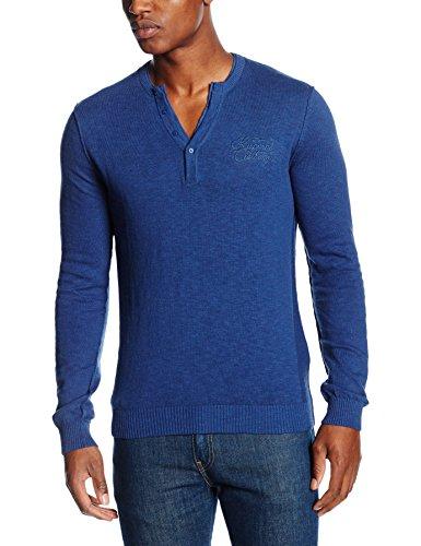 Kaporal Elmi, Felpa Uomo, Bleu (Norsea), XL