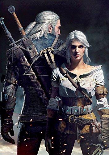 Preisvergleich Produktbild The Witcher 3: Wild Hunt Poster