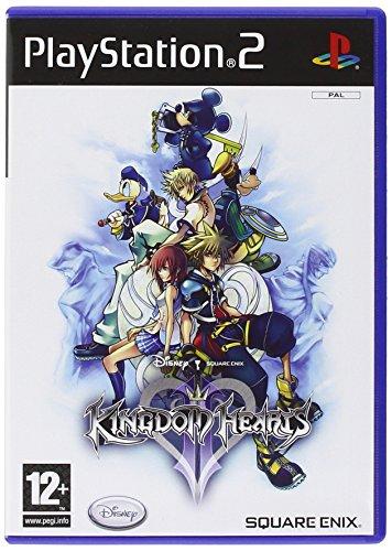 [import anglais]kingdom hearts ii 2 game ps2