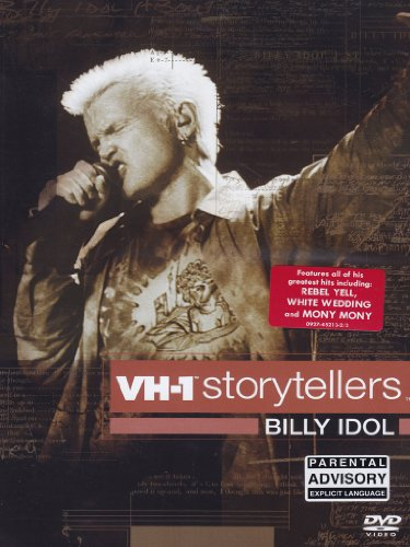 Billy Idol - Vh-1 - Storytellers