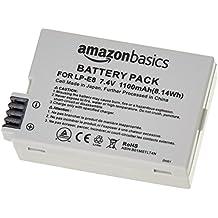 AmazonBasics - Batteria Li-Ion per fotocamere Canon (LP-E8)