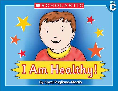 Little Leveled Readers: I Am Healthy! (Level C) (English Edition)