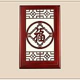 Neue Chinesische Holz Wandleuchten China Wind Antikes Bett Schlafzimmer Wohnzimmer Wand Lampen Treppe Transitkorridor Lampen, Well-Field