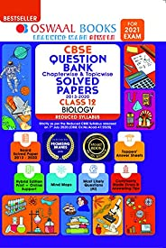 Oswaal CBSE Question Bank Class 12 Biology Chapterwise & Topicwise Solved Papers (Reduced Syllabus) (For 2
