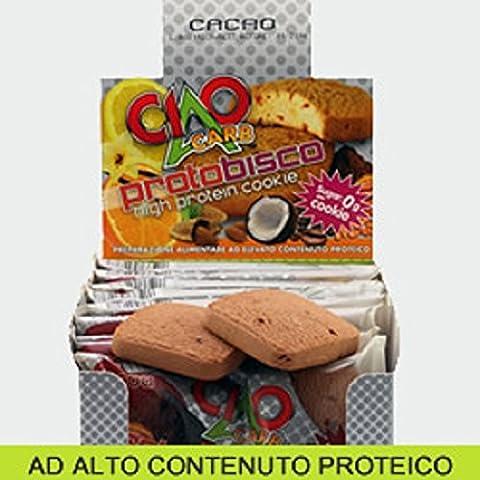 Protobisco - Biscotti Proteici High Protein - 40% Proteine -