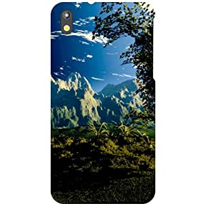 HTC Desire 816 Back Cover - Magnetic Designer Cases